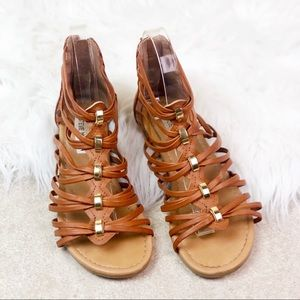 Steve Madden Canee Brown Sandals